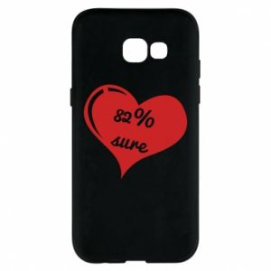 Phone case for Samsung A5 2017 82% sure