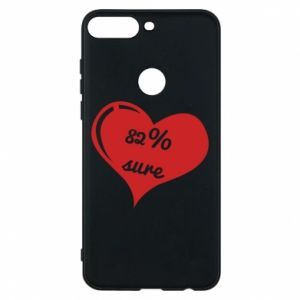 Phone case for Huawei Y7 Prime 2018 82% sure