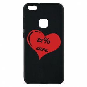 Phone case for Huawei P10 Lite 82% sure