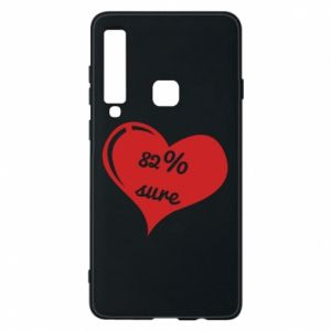 Phone case for Samsung A9 2018 82% sure