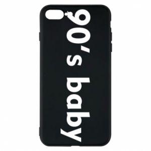 Etui na iPhone 8 Plus 90's baby