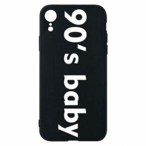 Etui na iPhone XR 90's baby