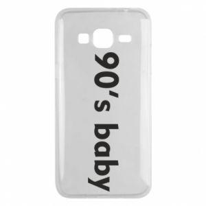 Etui na Samsung J3 2016 90's baby