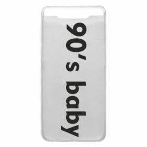 Etui na Samsung A80 90's baby
