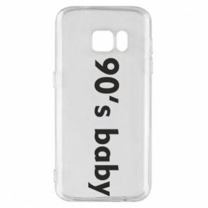Etui na Samsung S7 90's baby