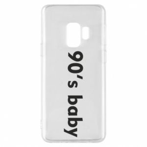 Etui na Samsung S9 90's baby
