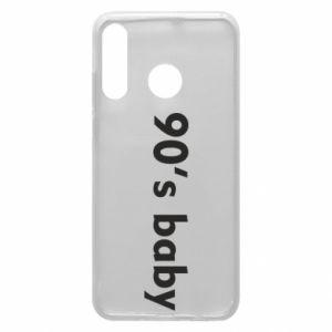 Etui na Huawei P30 Lite 90's baby