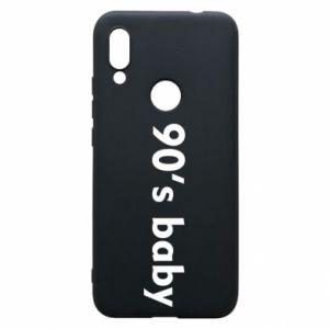 Etui na Xiaomi Redmi 7 90's baby