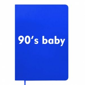 Notes 90's baby