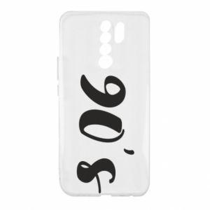 Xiaomi Redmi 9 Case 90's