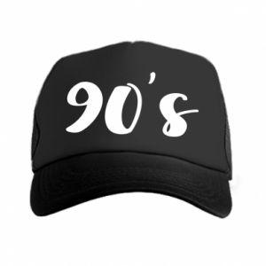 Trucker hat 90's