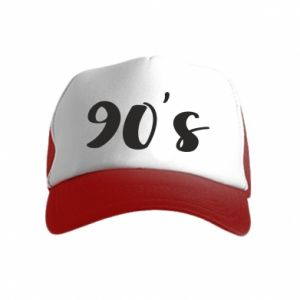 Kid's Trucker Hat 90's
