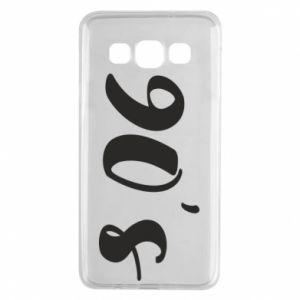 Samsung A3 2015 Case 90's