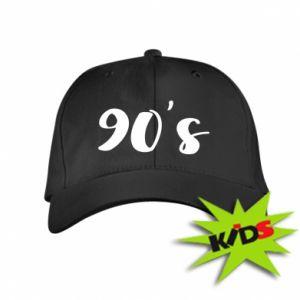 Dziecięca czapeczka z daszkiem 90's