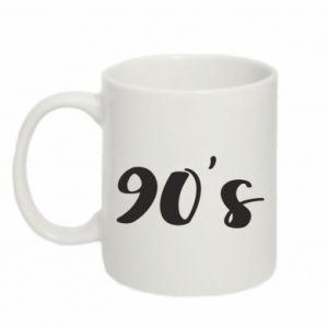 Mug 330ml 90's