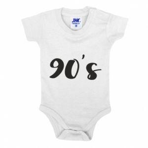 Baby bodysuit 90's