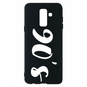 Phone case for Samsung A6+ 2018 90's