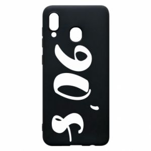 Phone case for Samsung A30 90's