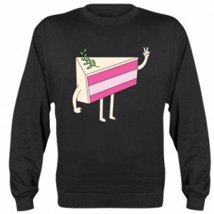 Sweatshirt Cake welcomes - PrintSalon