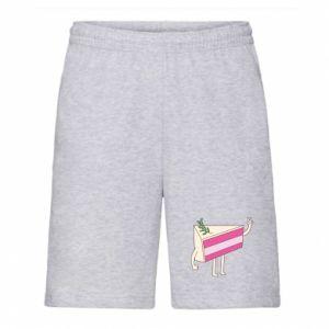 Men's shorts Cake welcomes - PrintSalon