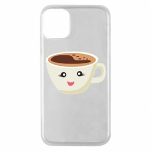 Etui na iPhone 11 Pro A cup of coffee