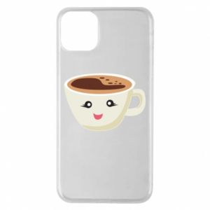Etui na iPhone 11 Pro Max A cup of coffee