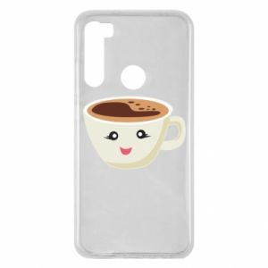 Etui na Xiaomi Redmi Note 8 A cup of coffee