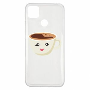 Etui na Xiaomi Redmi 9c A cup of coffee