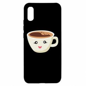Etui na Xiaomi Redmi 9a A cup of coffee
