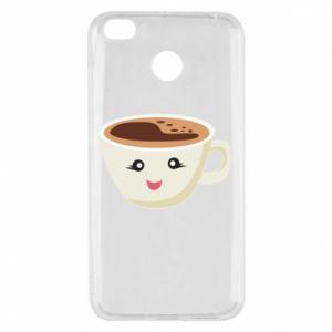 Etui na Xiaomi Redmi 4X A cup of coffee