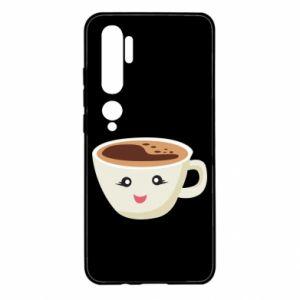 Etui na Xiaomi Mi Note 10 A cup of coffee