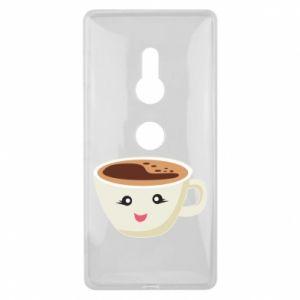 Etui na Sony Xperia XZ2 A cup of coffee