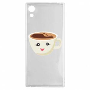 Etui na Sony Xperia XA1 A cup of coffee