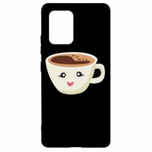 Etui na Samsung S10 Lite A cup of coffee