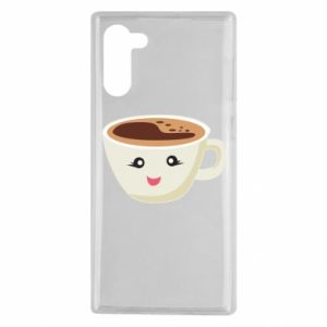 Etui na Samsung Note 10 A cup of coffee