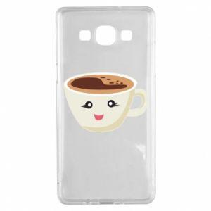 Etui na Samsung A5 2015 A cup of coffee