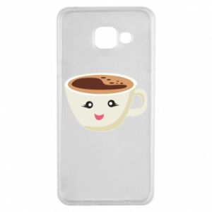 Etui na Samsung A3 2016 A cup of coffee
