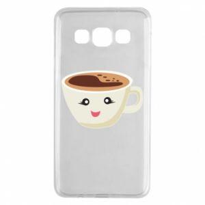 Etui na Samsung A3 2015 A cup of coffee