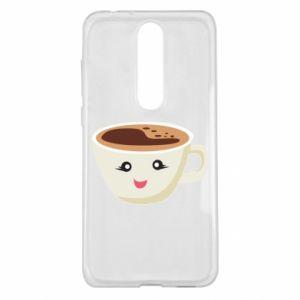 Etui na Nokia 5.1 Plus A cup of coffee