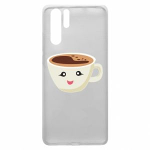 Etui na Huawei P30 Pro A cup of coffee