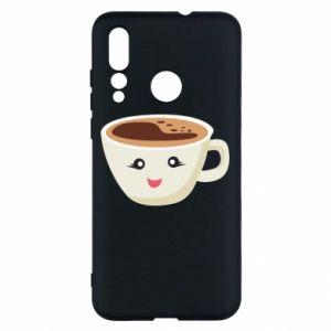Etui na Huawei Nova 4 A cup of coffee