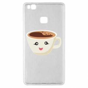 Etui na Huawei P9 Lite A cup of coffee