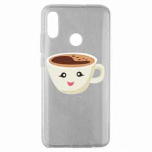 Etui na Huawei Honor 10 Lite A cup of coffee