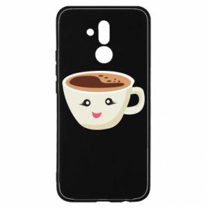 Etui na Huawei Mate 20 Lite A cup of coffee