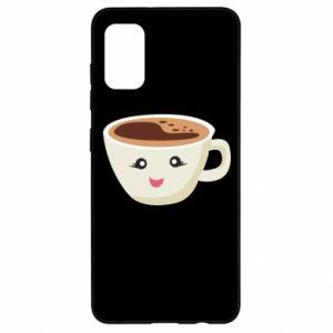 Etui na Samsung A41 A cup of coffee