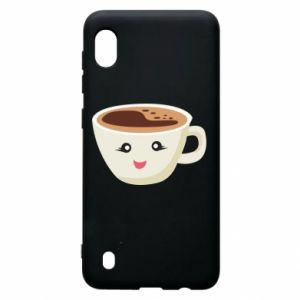 Etui na Samsung A10 A cup of coffee