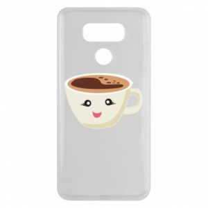 Etui na LG G6 A cup of coffee