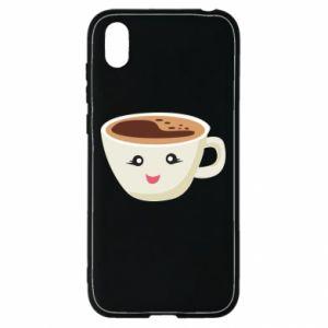 Etui na Huawei Y5 2019 A cup of coffee