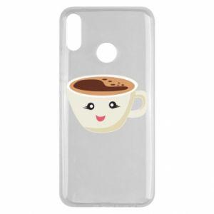 Etui na Huawei Y9 2019 A cup of coffee
