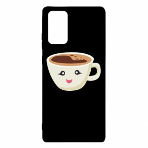 Etui na Samsung Note 20 A cup of coffee